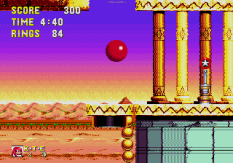 Sonic and Knuckles Megadrive 142