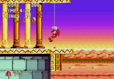 Sonic and Knuckles Megadrive 143