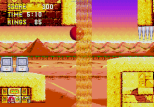 Sonic and Knuckles Megadrive 148