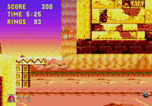 Sonic and Knuckles Megadrive 152