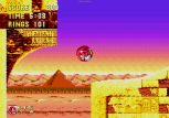 Sonic and Knuckles Megadrive 156