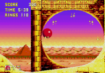 Sonic and Knuckles Megadrive 157