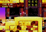 Sonic and Knuckles Megadrive 158