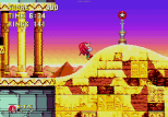 Sonic and Knuckles Megadrive 160