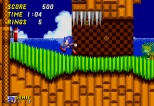 Sonic the Hedgehog 2 Megadrive 006