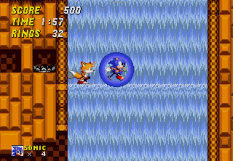 Sonic the Hedgehog 2 Megadrive 010
