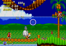Sonic the Hedgehog 2 Megadrive 011