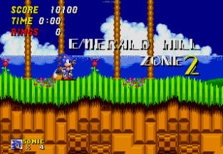 Sonic the Hedgehog 2 Megadrive 012