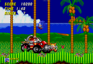 Sonic the Hedgehog 2 Megadrive 020