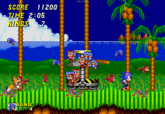 Sonic the Hedgehog 2 Megadrive 021