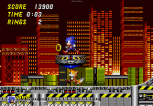 Sonic the Hedgehog 2 Megadrive 024