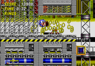 Sonic the Hedgehog 2 Megadrive 031
