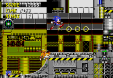 Sonic the Hedgehog 2 Megadrive 032