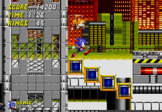 Sonic the Hedgehog 2 Megadrive 033