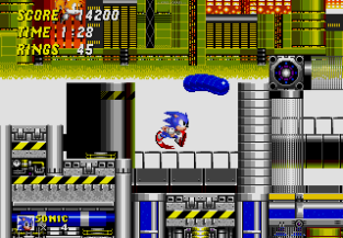 Sonic the Hedgehog 2 Megadrive 034