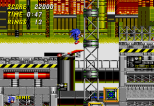 Sonic the Hedgehog 2 Megadrive 039
