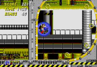 Sonic the Hedgehog 2 Megadrive 042