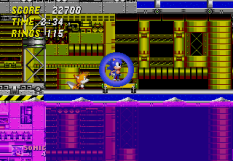 Sonic the Hedgehog 2 Megadrive 043