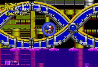 Sonic the Hedgehog 2 Megadrive 045