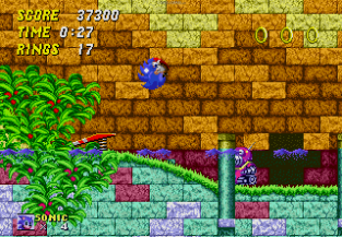 Sonic the Hedgehog 2 Megadrive 053