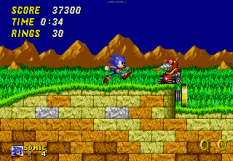 Sonic the Hedgehog 2 Megadrive 054