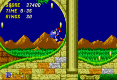 Sonic the Hedgehog 2 Megadrive 055