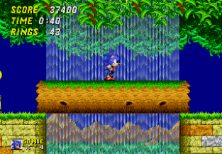 Sonic the Hedgehog 2 Megadrive 056