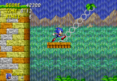 Sonic the Hedgehog 2 Megadrive 065