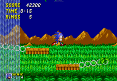 Sonic the Hedgehog 2 Megadrive 066