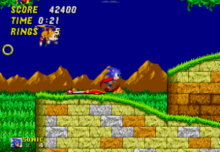 Sonic the Hedgehog 2 Megadrive 067