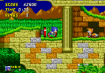 Sonic the Hedgehog 2 Megadrive 069