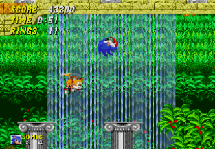 Sonic the Hedgehog 2 Megadrive 075