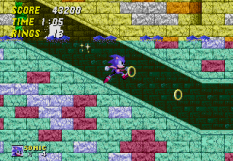 Sonic the Hedgehog 2 Megadrive 076