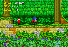 Sonic the Hedgehog 2 Megadrive 077
