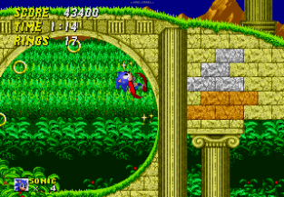 Sonic the Hedgehog 2 Megadrive 078