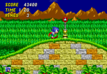 Sonic the Hedgehog 2 Megadrive 079