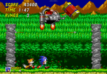 Sonic the Hedgehog 2 Megadrive 080