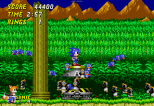 Sonic the Hedgehog 2 Megadrive 082