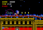Sonic the Hedgehog 2 Megadrive 084