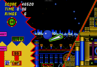 Sonic the Hedgehog 2 Megadrive 086
