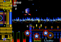 Sonic the Hedgehog 2 Megadrive 087