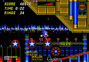 Sonic the Hedgehog 2 Megadrive 089