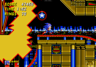 Sonic the Hedgehog 2 Megadrive 097