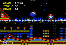 Sonic the Hedgehog 2 Megadrive 098