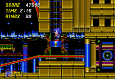 Sonic the Hedgehog 2 Megadrive 099