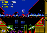 Sonic the Hedgehog 2 Megadrive 101