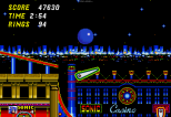 Sonic the Hedgehog 2 Megadrive 103