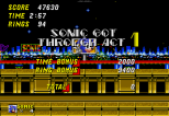 Sonic the Hedgehog 2 Megadrive 104