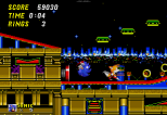 Sonic the Hedgehog 2 Megadrive 105