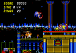 Sonic the Hedgehog 2 Megadrive 107